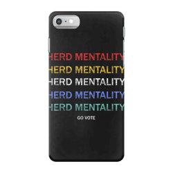 herd mentality vote election iPhone 7 Case | Artistshot