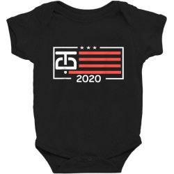 donal trump keep america great 2020 Baby Bodysuit | Artistshot