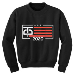 donal trump keep america great 2020 Youth Sweatshirt | Artistshot