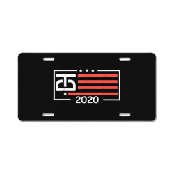 donal trump keep america great 2020 License Plate | Artistshot