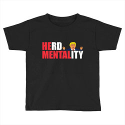 herd mentality Toddler T-shirt | Artistshot