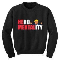 herd mentality Youth Sweatshirt | Artistshot