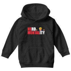 herd mentality Youth Hoodie | Artistshot