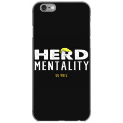 herd mentality iPhone 6/6s Case | Artistshot