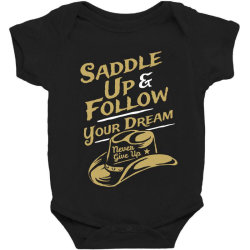 Follow your dream Baby Bodysuit | Artistshot
