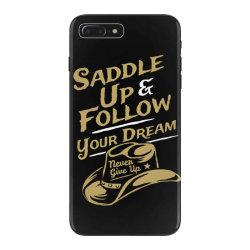Follow your dream iPhone 7 Plus Case | Artistshot