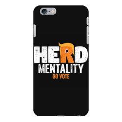 herd mentality go vote orange iPhone 6 Plus/6s Plus Case | Artistshot