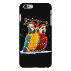 parrot reindeer xmas light christmas iPhone 6 Plus/6s Plus Case | Artistshot