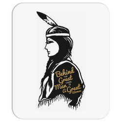 Great woman Mousepad | Artistshot