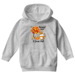 Humpty Had A Great Fall Funny Autumn Youth Hoodie | Artistshot