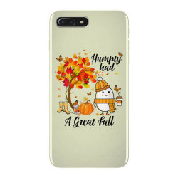 Humpty Had A Great Fall Funny Autumn iPhone 7 Plus Case   Artistshot
