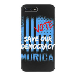 save our democracy iPhone 7 Plus Case | Artistshot