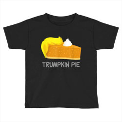 trumpkin pie Toddler T-shirt | Artistshot