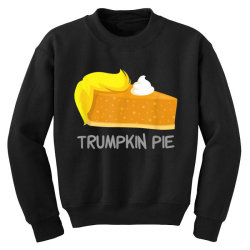 trumpkin pie Youth Sweatshirt | Artistshot