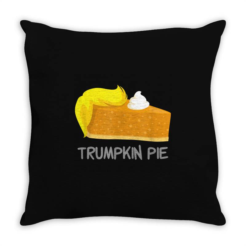 Trumpkin Pie Throw Pillow | Artistshot
