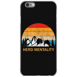 trump quoted herd mentality iPhone 6/6s Case | Artistshot