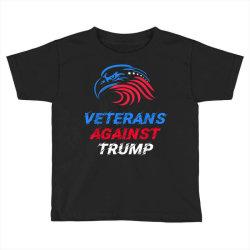 veterans against trump 2020 Toddler T-shirt | Artistshot