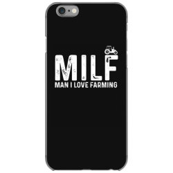 man i love farming iPhone 6/6s Case | Artistshot