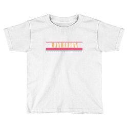 manhattan Toddler T-shirt | Artistshot