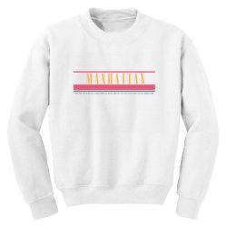manhattan Youth Sweatshirt | Artistshot
