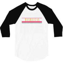 manhattan 3/4 Sleeve Shirt | Artistshot