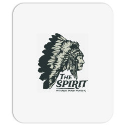 natural born hunter Mousepad | Artistshot