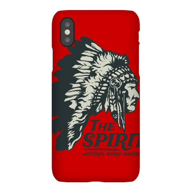 Natural Born Hunter Iphonex Case | Artistshot