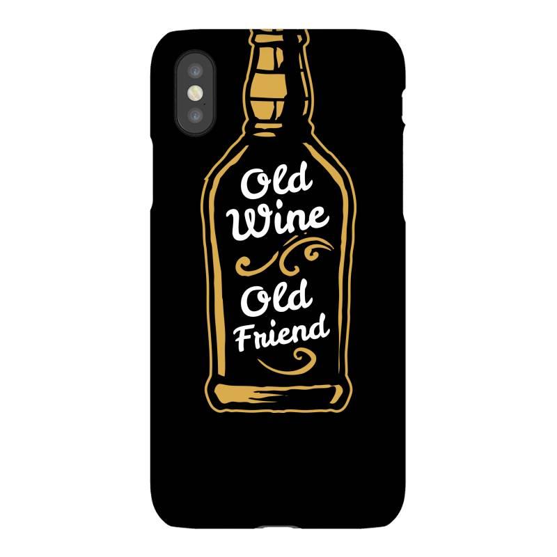 Old Wine Old Friend Iphonex Case | Artistshot