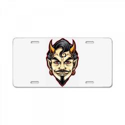 devil vectors License Plate | Artistshot