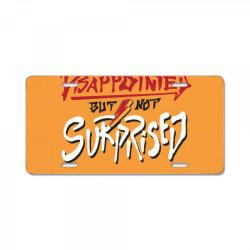 funny License Plate   Artistshot