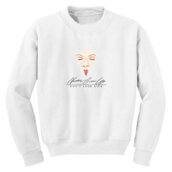 face Youth Sweatshirt | Artistshot