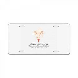 face License Plate   Artistshot