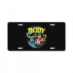 funny License Plate | Artistshot