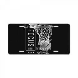 basketball License Plate | Artistshot