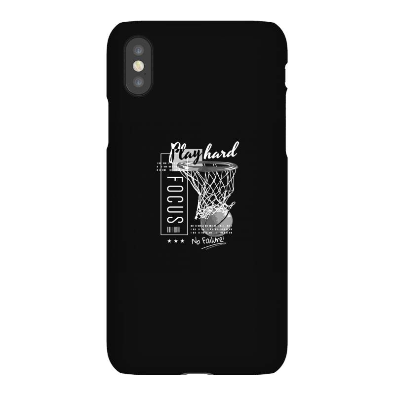 Basketball Iphonex Case | Artistshot