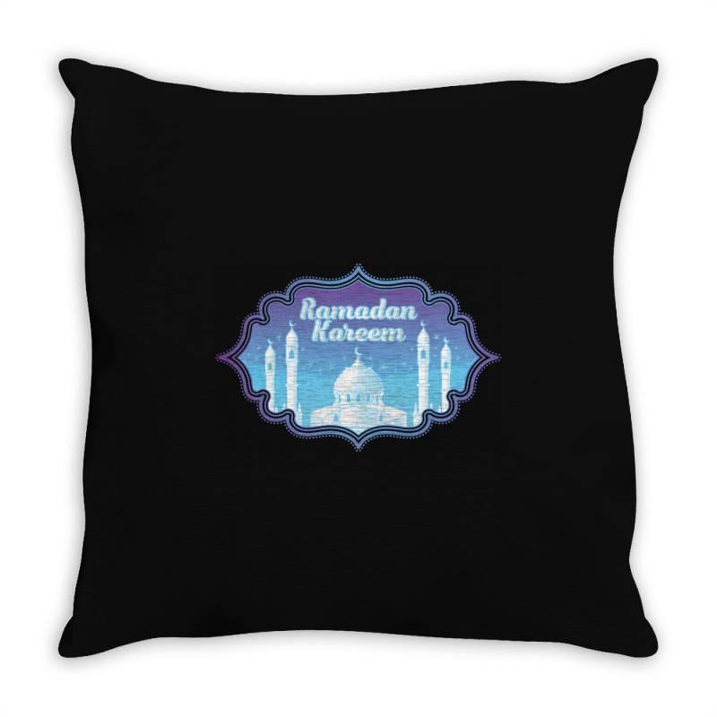 Ramadan Kareem, Muslim, Islam Throw Pillow | Artistshot