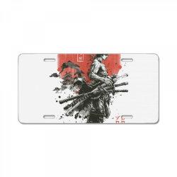 anime License Plate | Artistshot