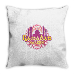 Ramadan kareem, Muslim, Islam Throw Pillow | Artistshot