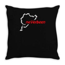 neverbeen(1) Throw Pillow | Artistshot