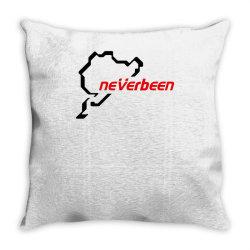neverbeen Throw Pillow   Artistshot
