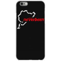 neverbeen(1) iPhone 6/6s Case | Artistshot