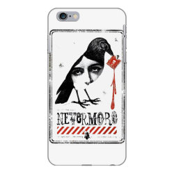 nevermore raven iPhone 6 Plus/6s Plus Case | Artistshot