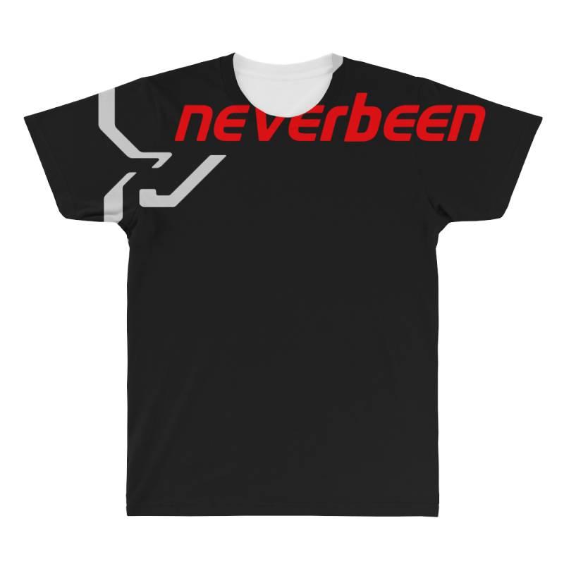 Neverbeen(1) All Over Men's T-shirt | Artistshot