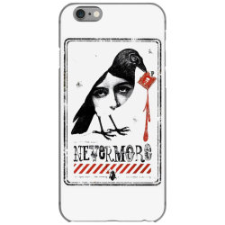 nevermore raven iPhone 6/6s Case | Artistshot