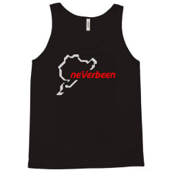 neverbeen(1) Tank Top | Artistshot