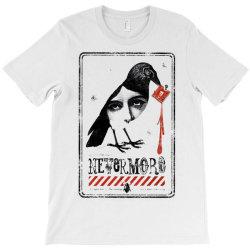 nevermore raven T-Shirt | Artistshot
