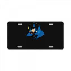 new wizard License Plate | Artistshot