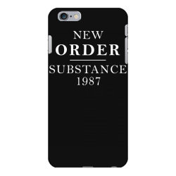 new order substance 1987 funny iPhone 6 Plus/6s Plus Case | Artistshot