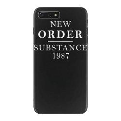 new order substance 1987 funny iPhone 7 Plus Case | Artistshot