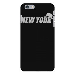 new york funny iPhone 6 Plus/6s Plus Case | Artistshot